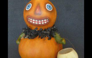Kimberly Gladfelter Gourd Art