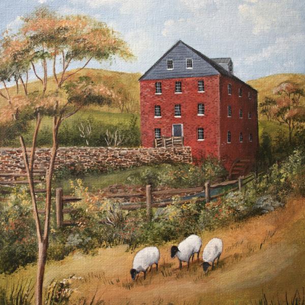 Barbara Jeffords Painting