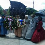 FREED Female RE-Enactors of Distinction