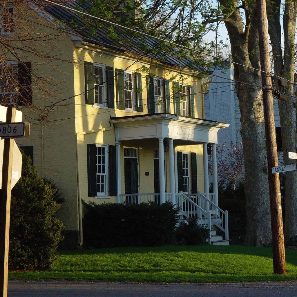 Mendenhall House