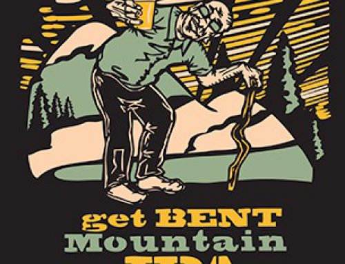 Get Bent Mountain IPA