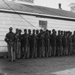 Dr. Beech, U.S. Colored Troops