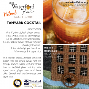 Tanyard Cocktail