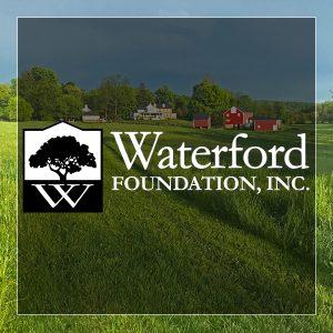 Waterford Foundation Sponsor